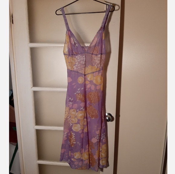 Vintage Negligee / Summer Dress
